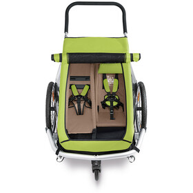 Croozer Babysitting For Kid / Kid Plus 2016-2017 Kids, sand grey